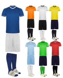 Pack Maillot short chaussette Roly