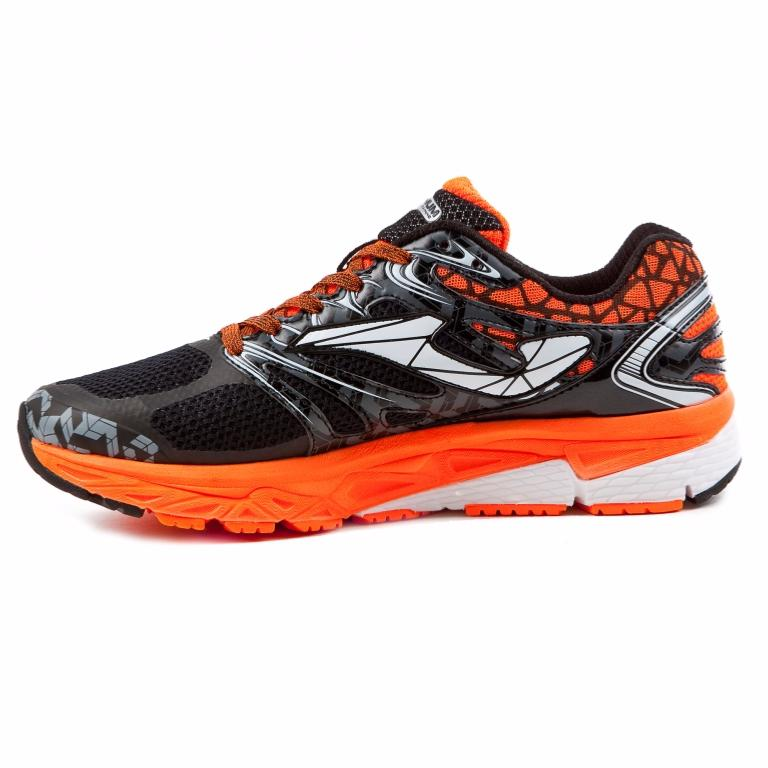Chaussures Joma orange homme