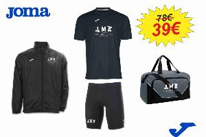 PACK JOMA LILLE METROPOLE 39€