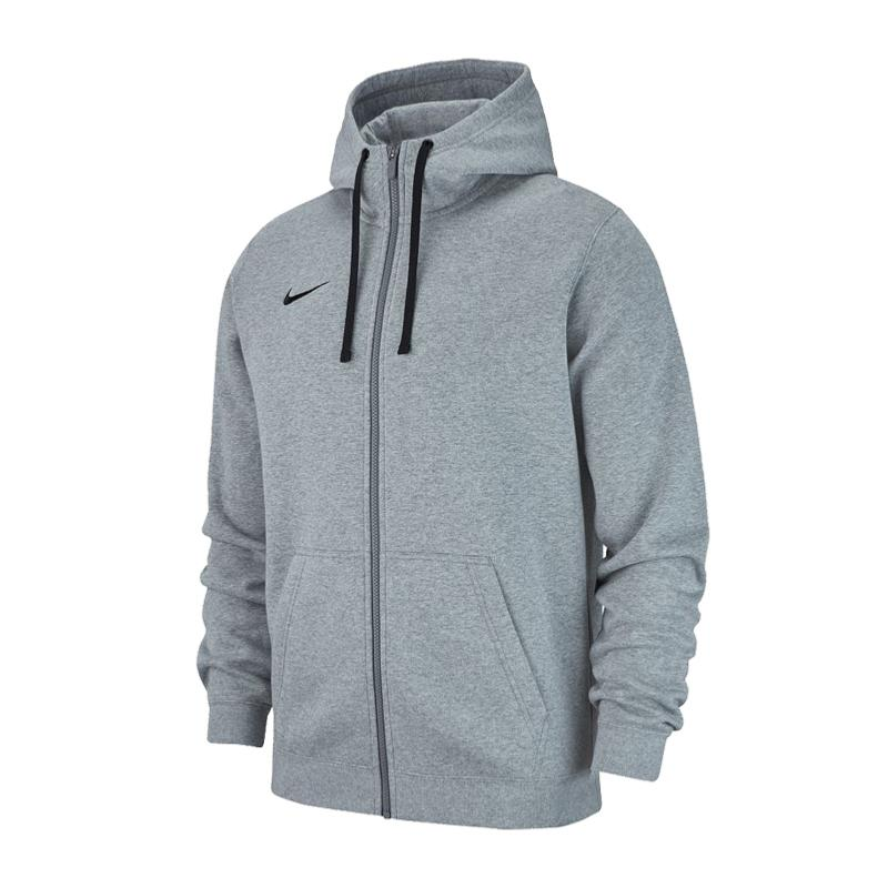 Veste Nike Team Club zip et capuche Ref : AJ1458(enfant)